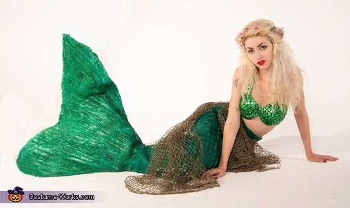 Women's Mermaid Costume
