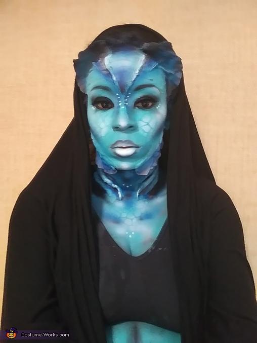 Mermaiden Costume