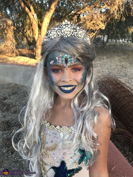 Mermaids Homemade Costume