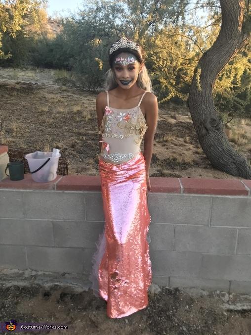 Mermaids Homemade Costume