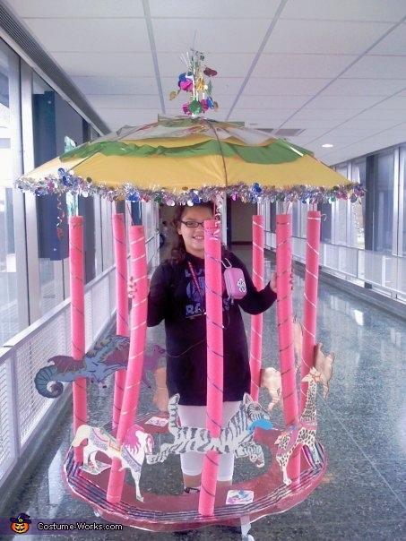 Merry-Go-Round Costume