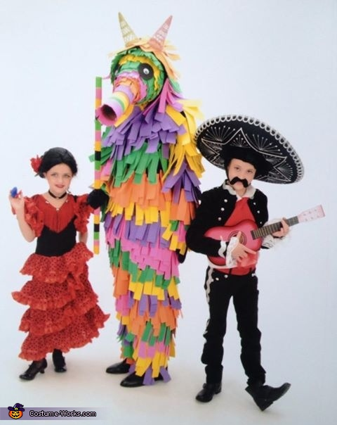 Mexican Fun Costume