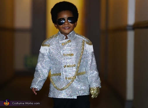 MJ, Michael Jackson Costume