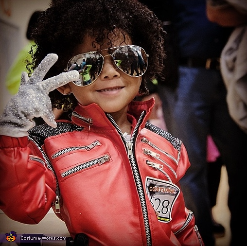 Michael Jackson Baby Costume