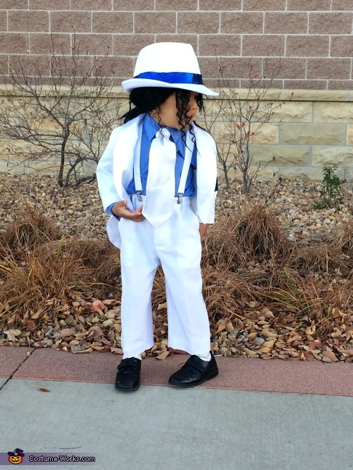 Boy's Michael Jackson Smooth Criminal Costume
