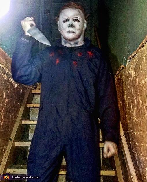 Michael Myers Costume for Men