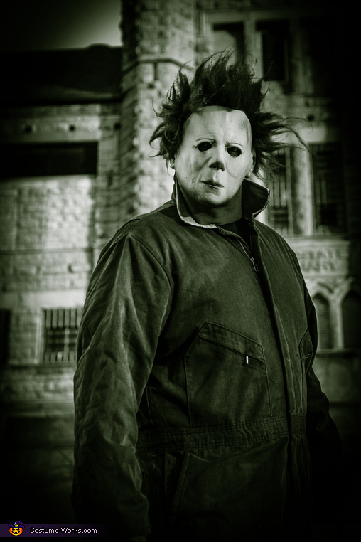 Michael Myers Halloween Costume