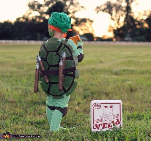 TMNT Michelangelo Costume