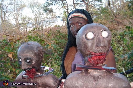 Michonne The Walking Dead Costume