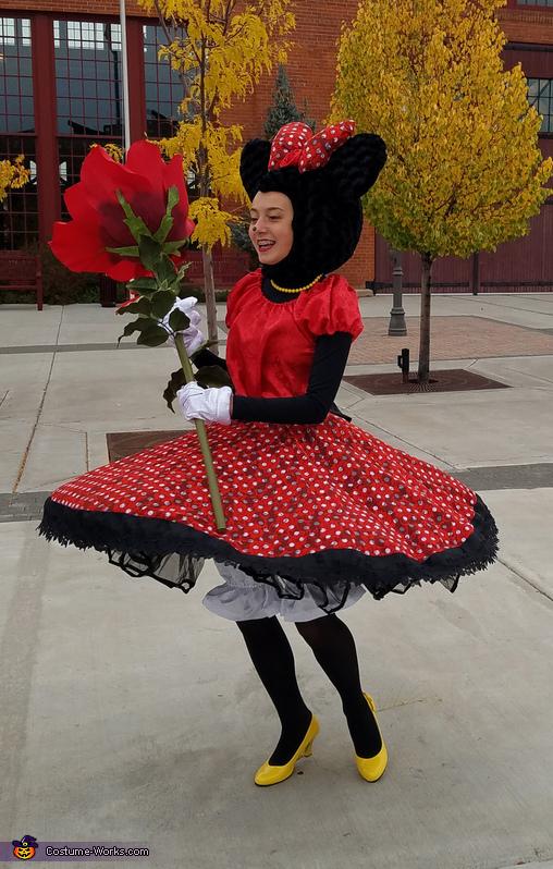 Minnie, Mickey and Minnie Costume