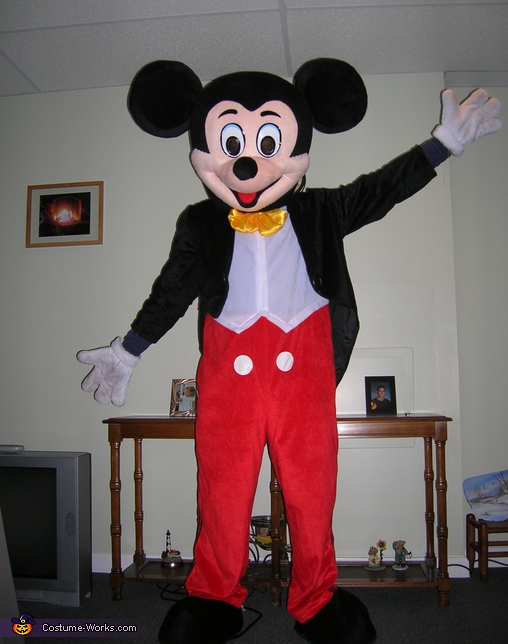 Mickey Mouse - Store Bought costumes for adults