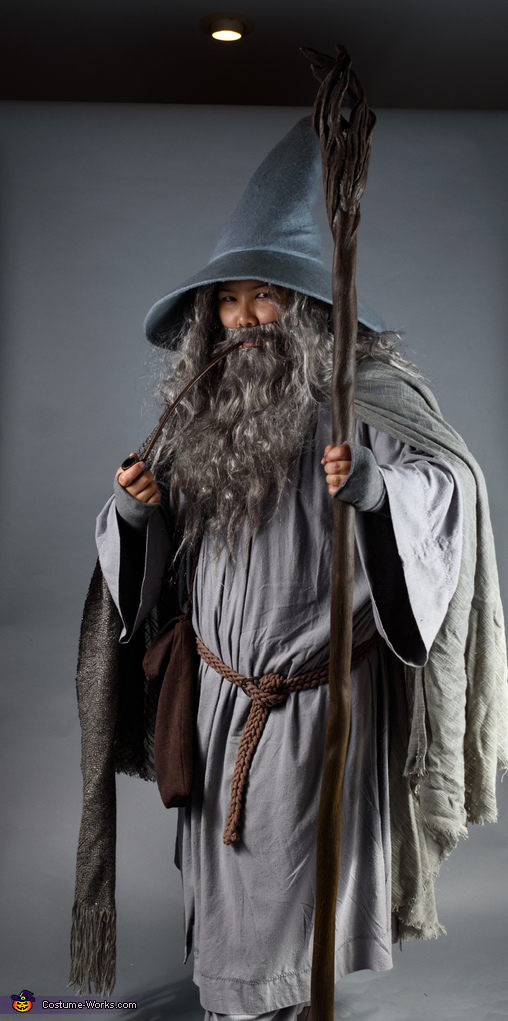 Gandalf the Grey, Middle Earth Family Costume