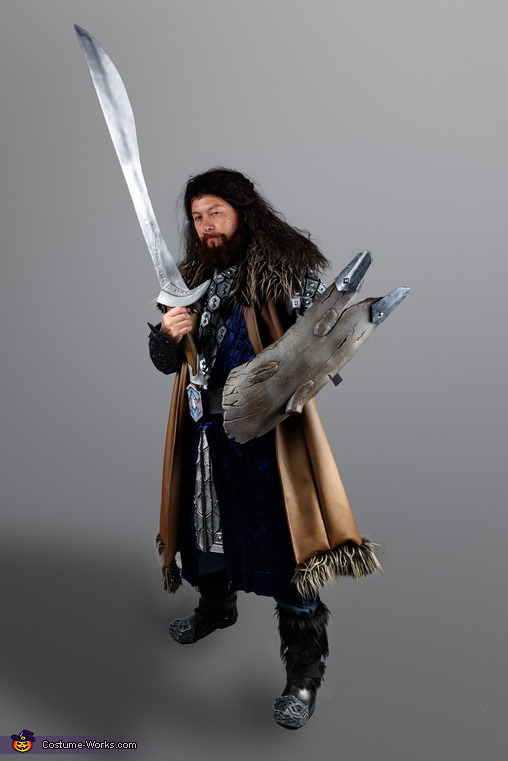 Thorin Oakenshield, Middle Earth Family Costume