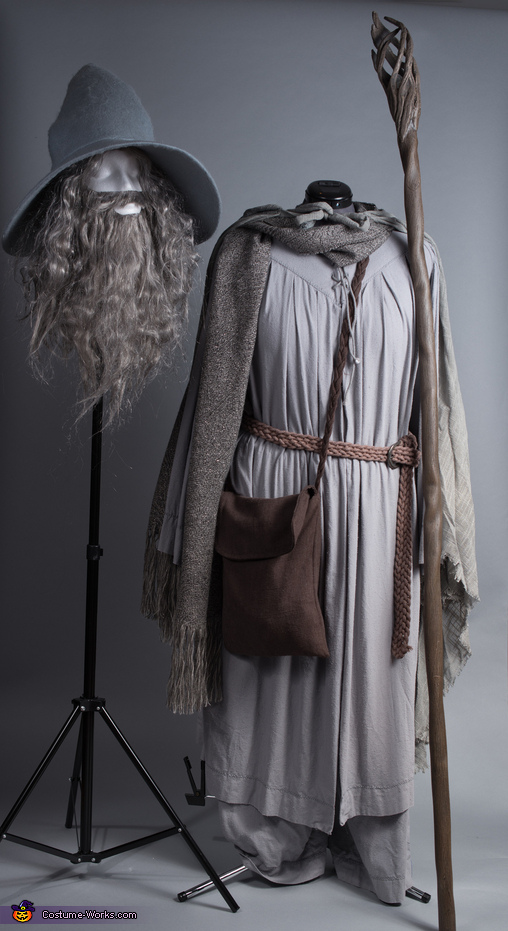 Gandalf Costume, Middle Earth Family Costume