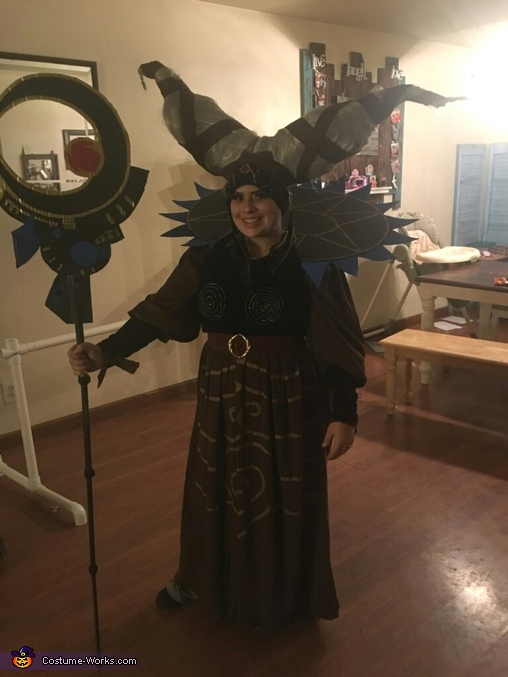 Rita Repulsa, Mighty Morphin Power Rangers and Evil Rita Repulsa Costume