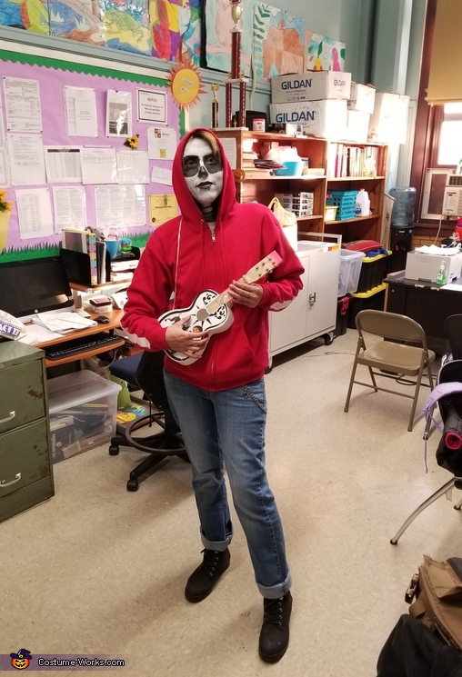 Miguel from Coco Costume