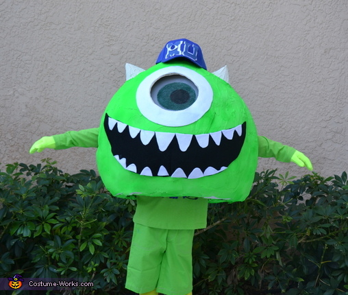 Mike Costume