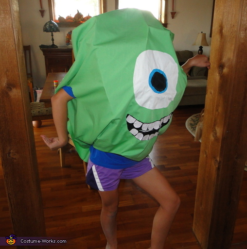 Mike Wazowski - Homemade costumes for women