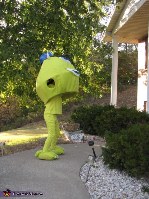 Mike Wazowski, Mike Wazowski Costume