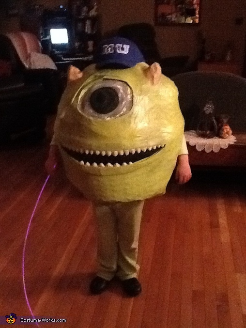 Mike Wazowsky Costume