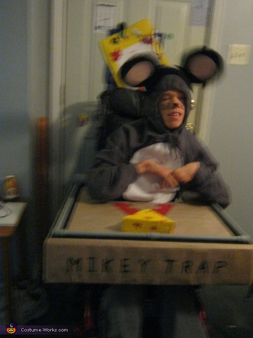 Mikey Trap Costume