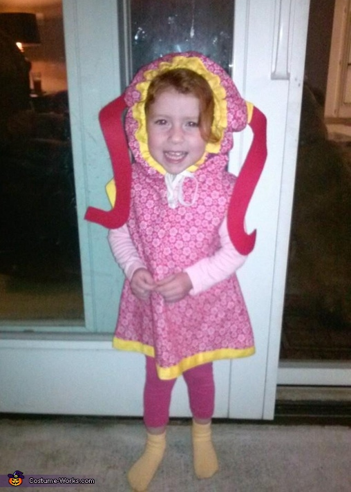 Team Umizoomi Milli Costume
