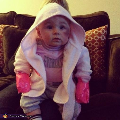 Million Dollar Baby Homemade Costume
