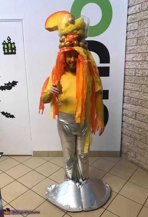 Mimosa Man Costume