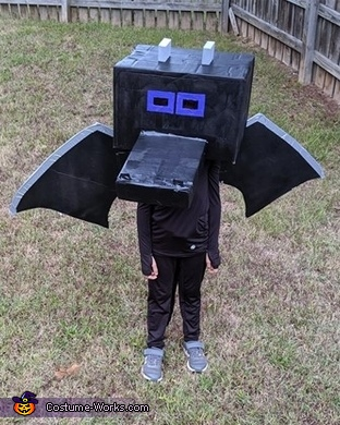 Minecraft Ender Dragon Costume