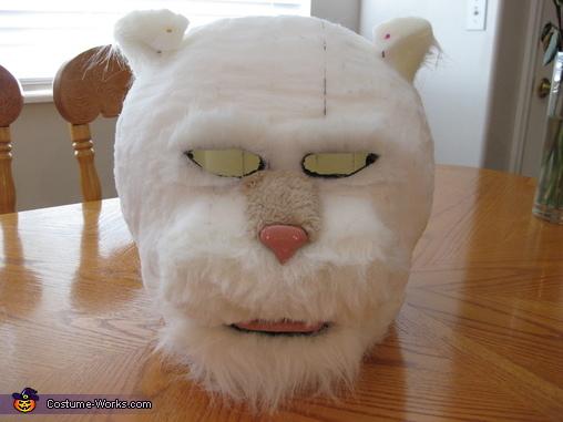 Mini Cougar Cosmo Mascot Costume