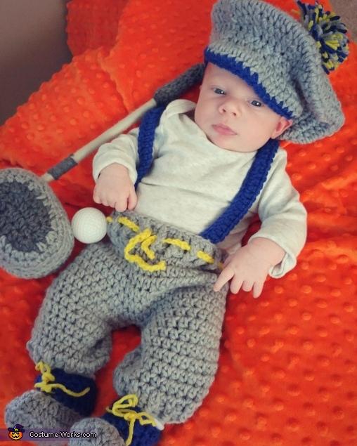 Mini Golfer Costume
