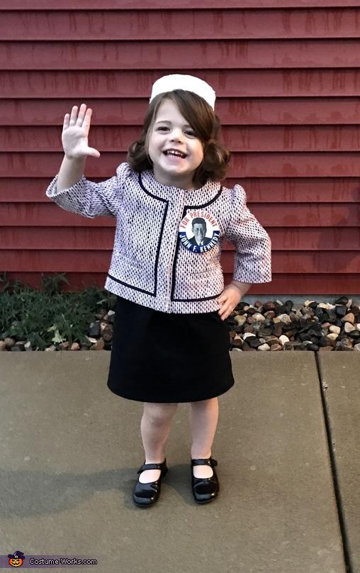 Mini Jackie Kennedy Costume