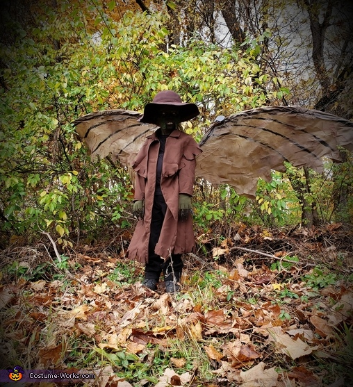Mini Jeepers Creepers Costume