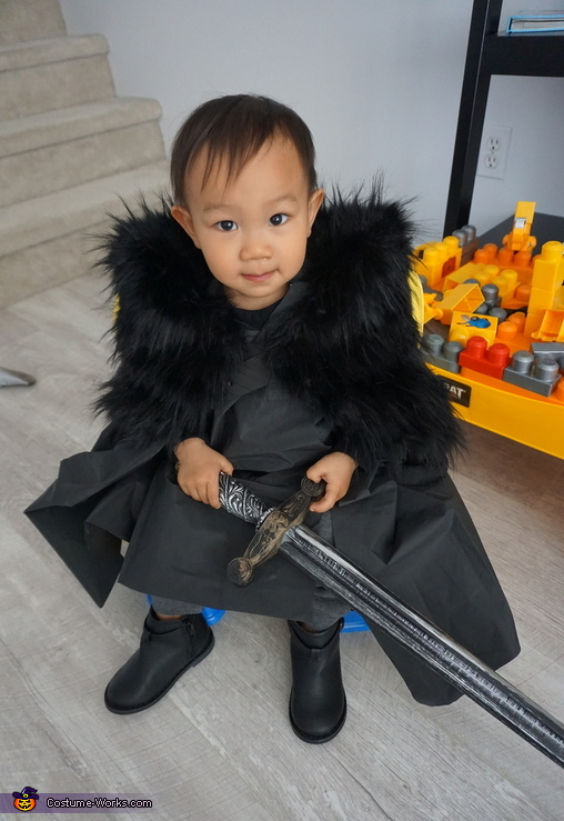 Mini Jon Snow Costume
