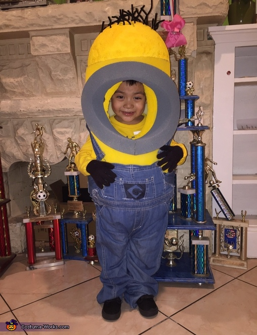 Mini Minion Costume