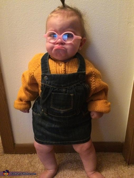 Mini Minion Costume for Babies