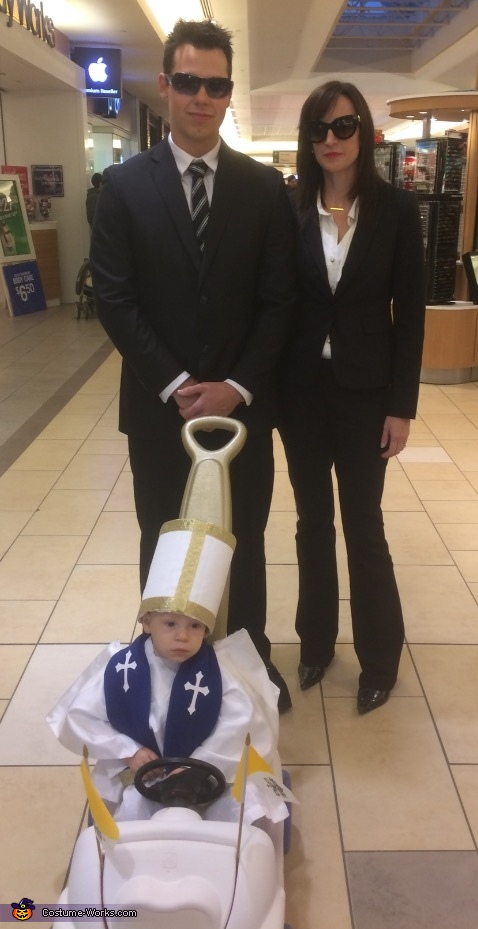 Mini Pope Costume