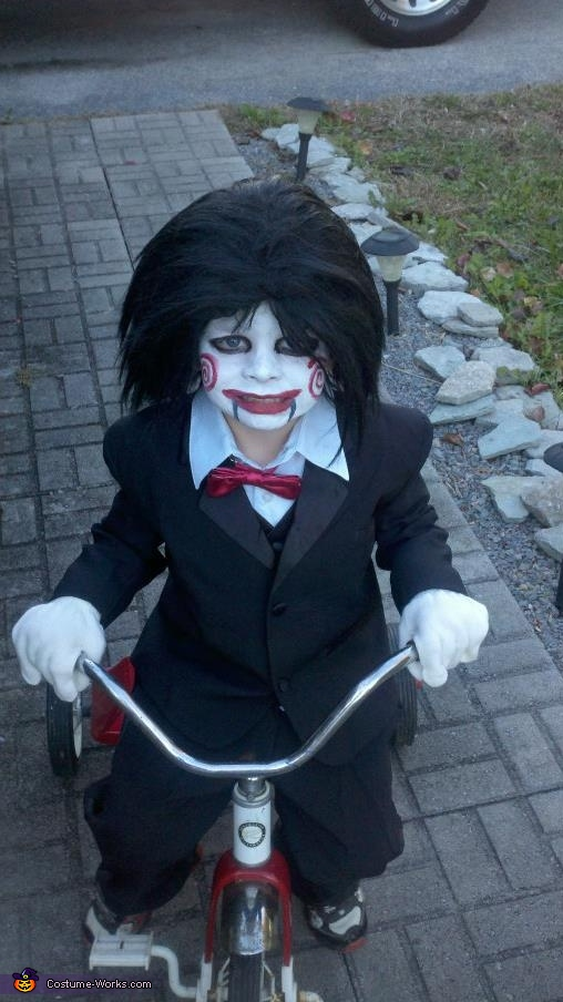 Mini Saw Costume
