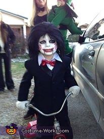 mini saw costume