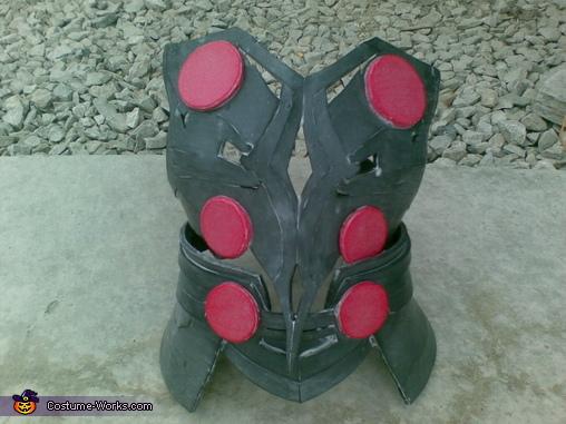BEGINING, Mini Thor Costume