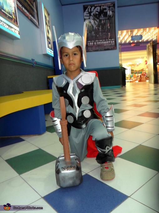 Mini Thor Costume