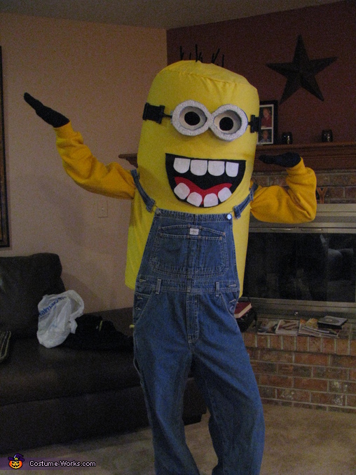 Minion - Homemade costumes for adults