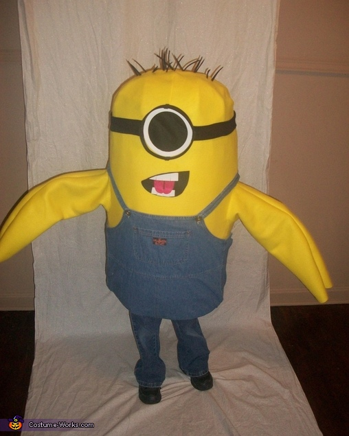 Minion - Homemade costumes for kids