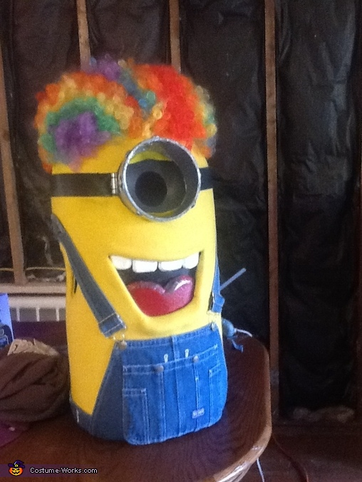 The Minion 'Shell', Despicable Me Minion Costume