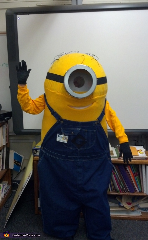 Baby Minion Halloween Costume