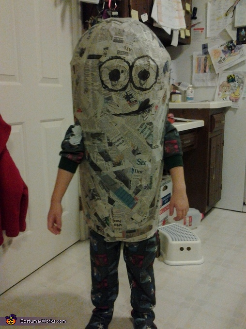 Minion DIY Costume