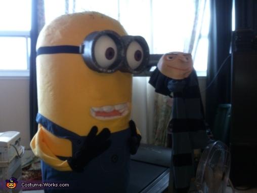 minion, Minion Costume