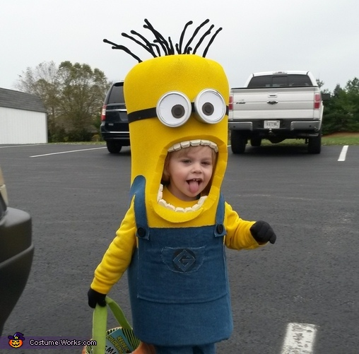 Infant Minion Costume