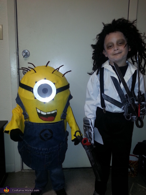 Minion and Edward Costume