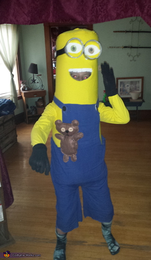 Minion Bob and Tim Costume